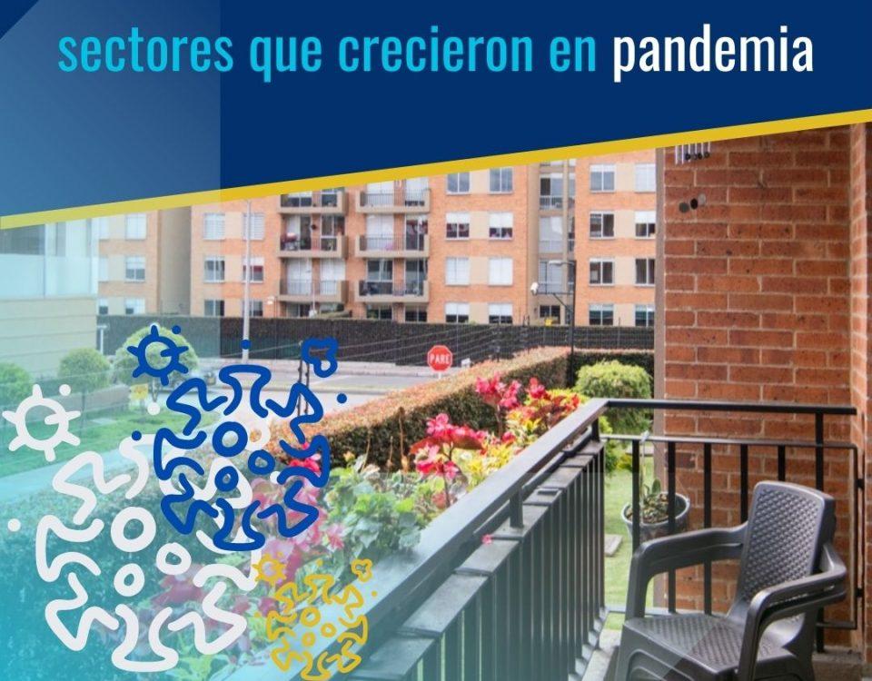 Inmobilario subió en pandemia